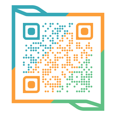 二维码美化模板-经典样式